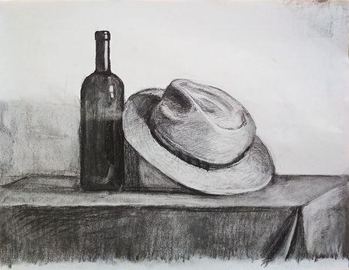 Σπουδή με καπέλο