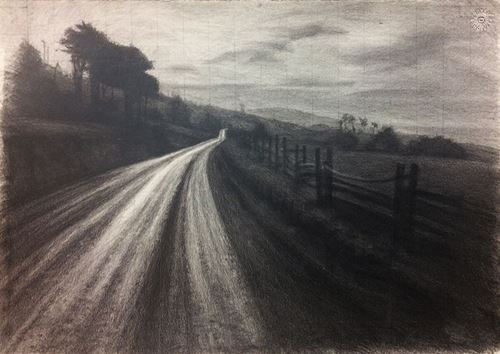 Σκοτεινός δρόμος